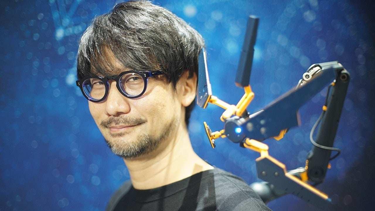 小岛秀夫著作《创作的基因》将推出英文版