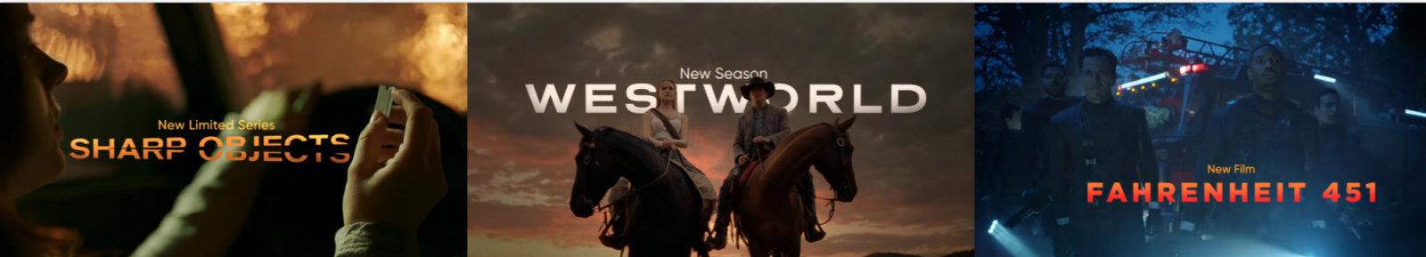 2018年看啥好!HBO新年新剧预览放出全新预告
