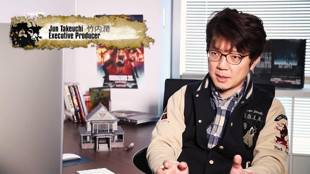 【中文字幕】《生化危機7》開發紀錄片1:開端