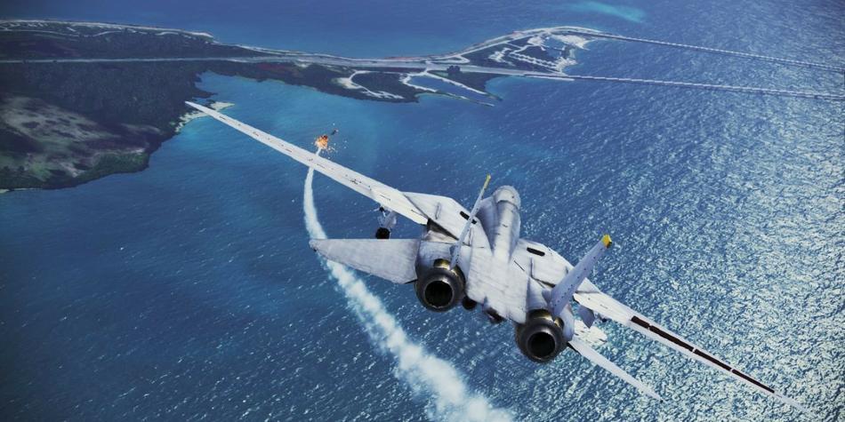 皇牌空战:无限 最新画面