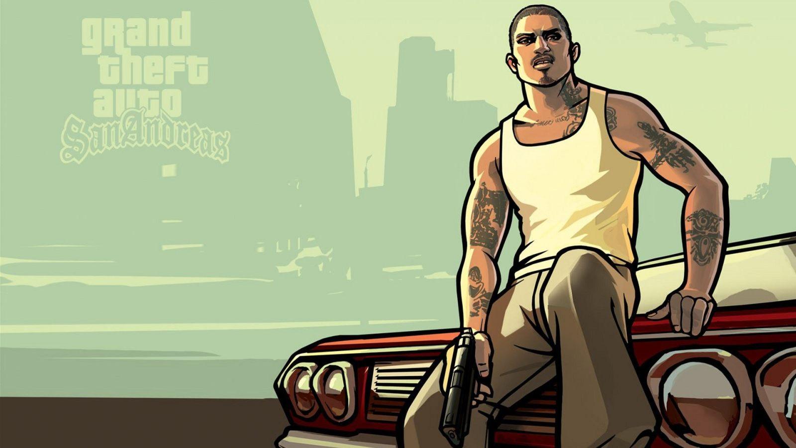 登录就送《GTA:圣安地列斯》,Rockstar推出自家游戏平台