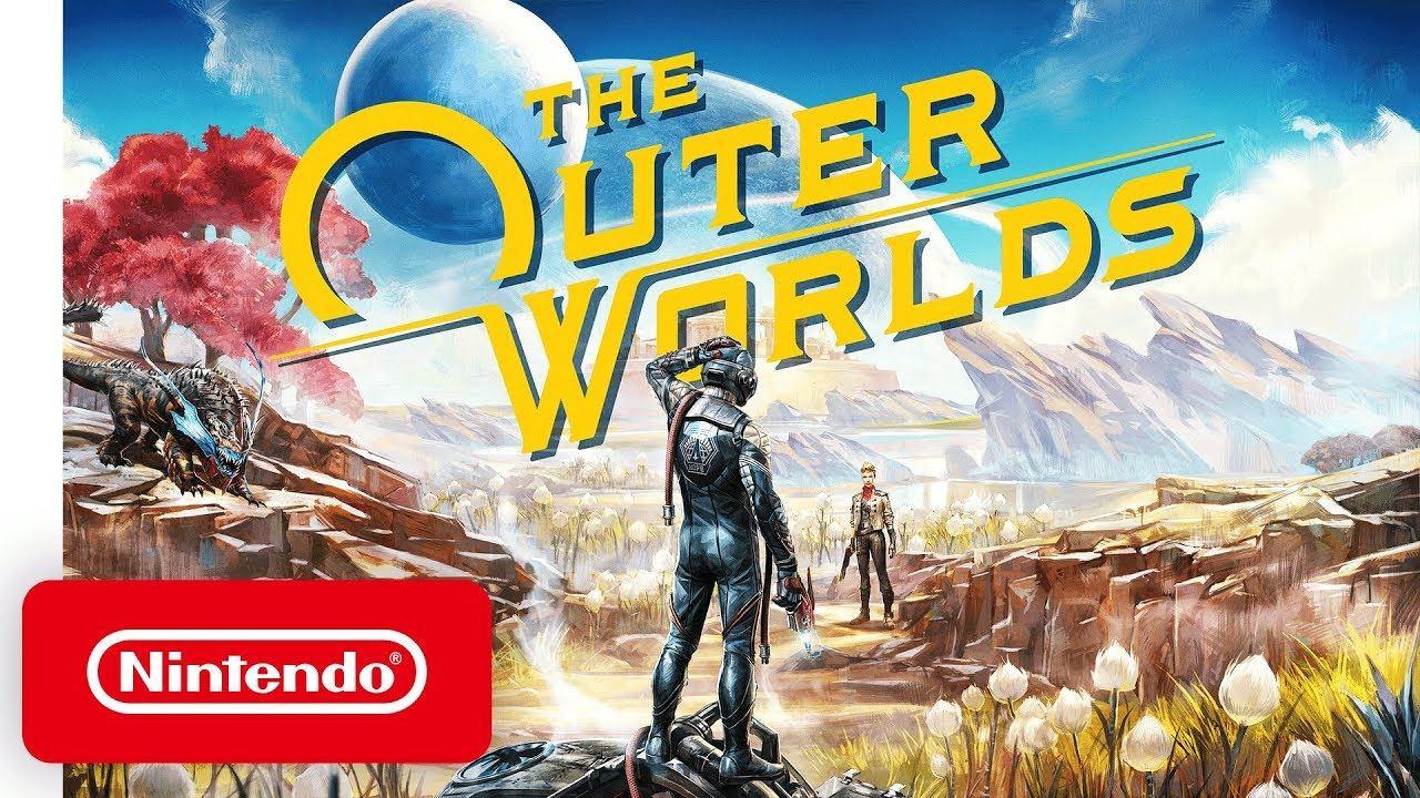 《天外世界》将于2020年初登录Nintendo Switch
