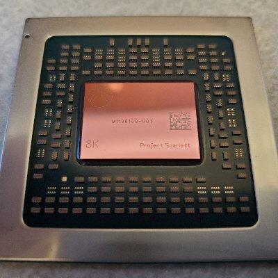"""Xbox Series X 处理器曝光,主打""""8K"""""""