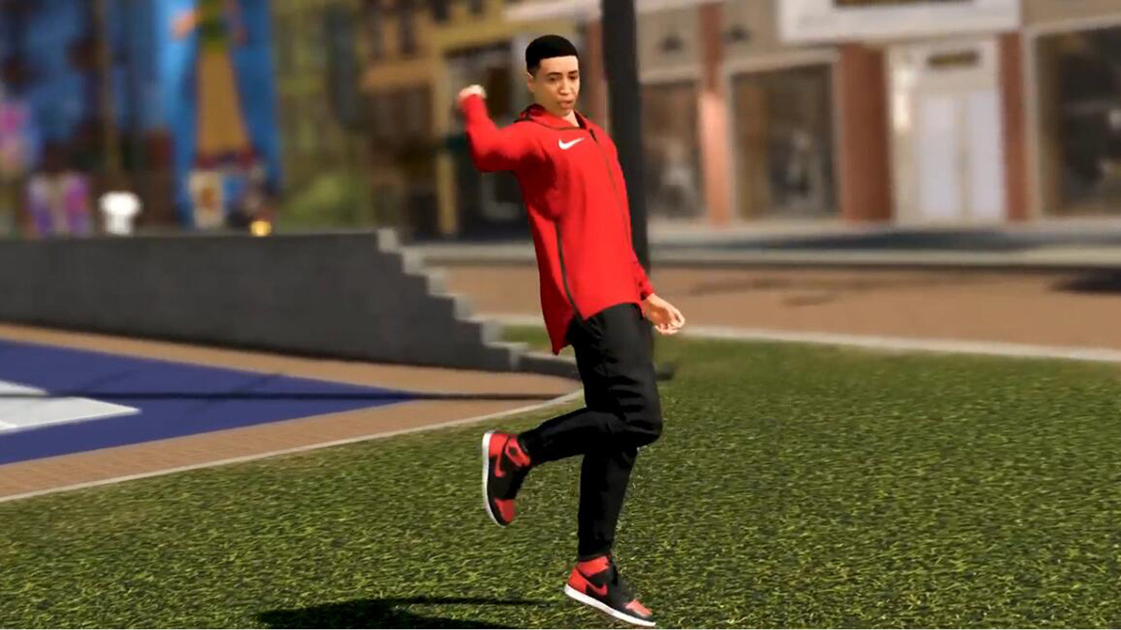 "《NBA 2K19》更新""The Neighborhood""预告片,街头篮球场上将发生什么故事?"