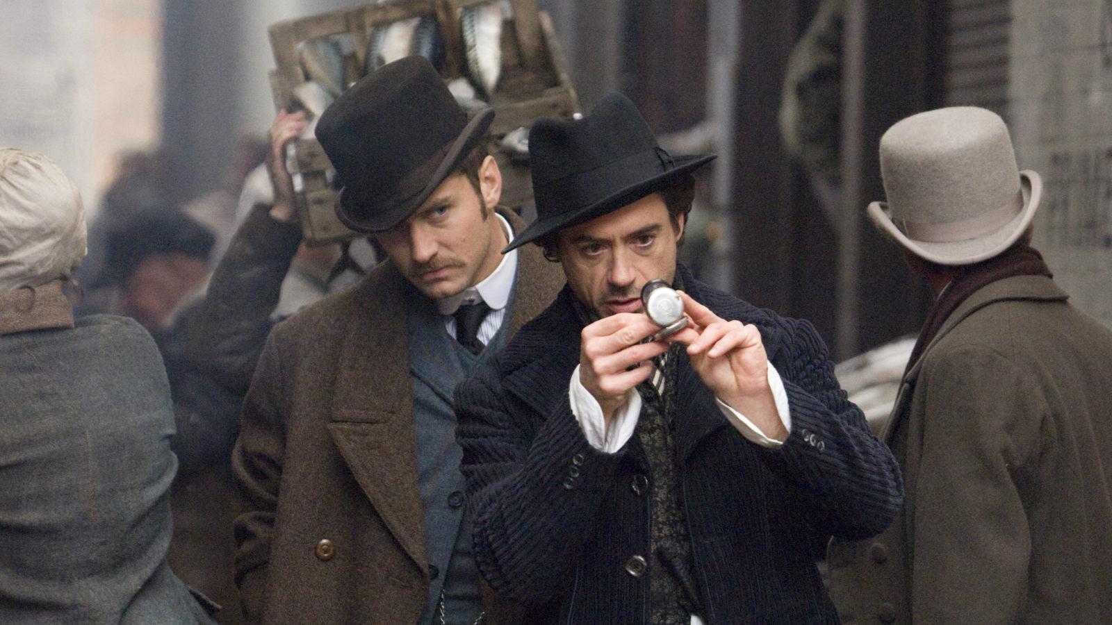 《大侦探福尔摩斯3》改由德克斯特·弗莱彻执导,主演或将悉数回归