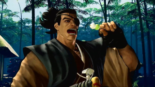 《侍魂 晓》公布新角色宣传片,一代剑宗柳生十兵卫回归