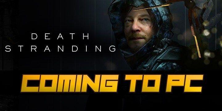 现在即可预购!《死亡搁浅》将在Epic Games与Steam同时发布