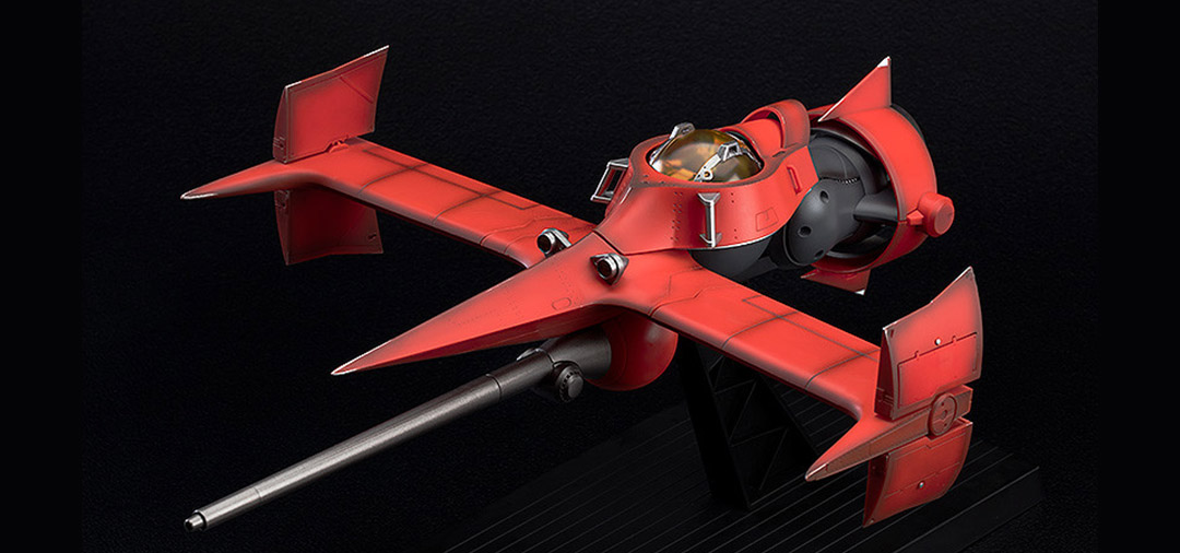 GSC《星際牛仔》劍魚II飛行器模型現已開訂,機身多處可動