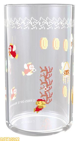 ●E赏「马里奥游戏画面」主题水杯,高11CM