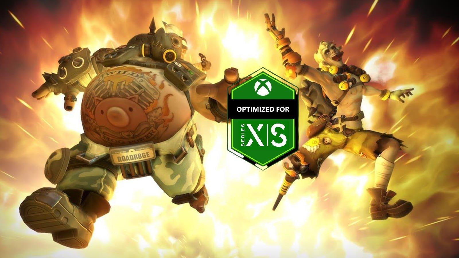 《守望先锋》迎来Xbox Series X|S性能优化,现已支持120FPS