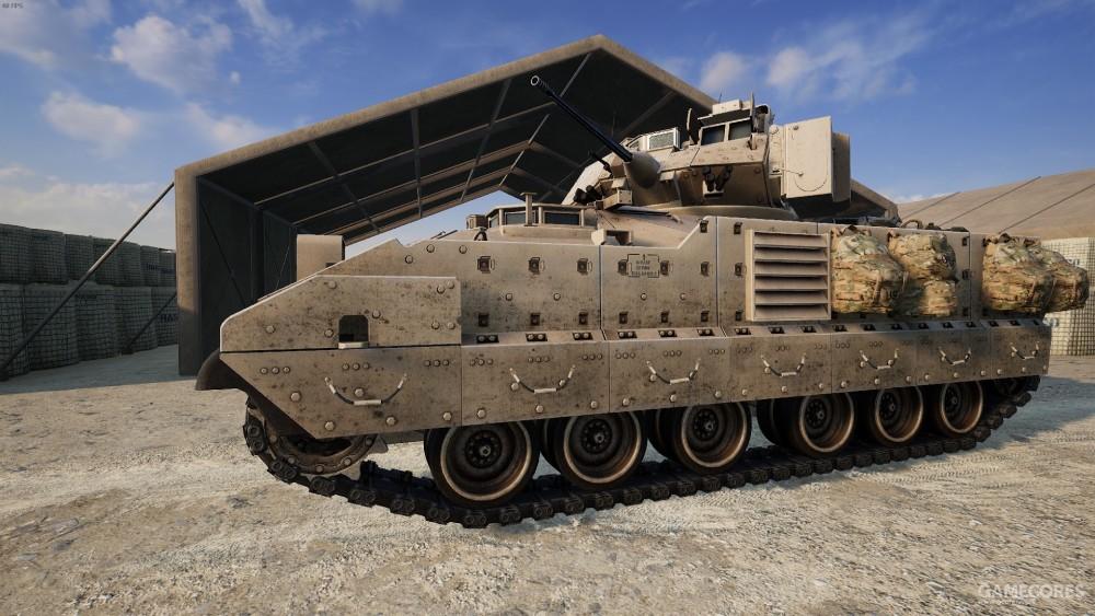 M2A3 布莱德利步兵战车