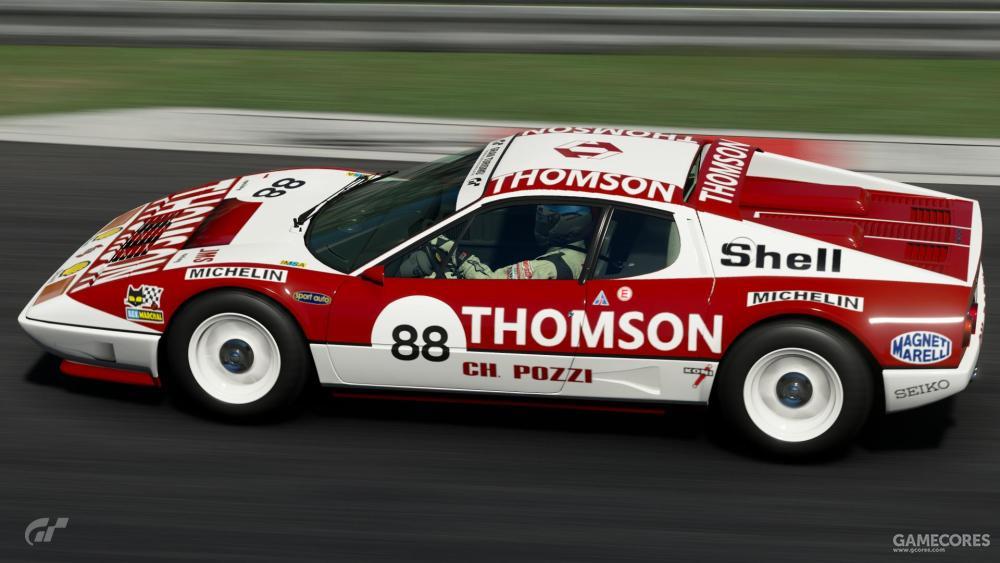 法拉利512BB(GT SPORT)