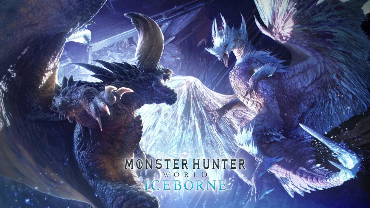 【更新《地平线》联动任务预告】《怪物猎人 世界:ICEBORNE》下一季度更新计划公布,每月都有活动任务