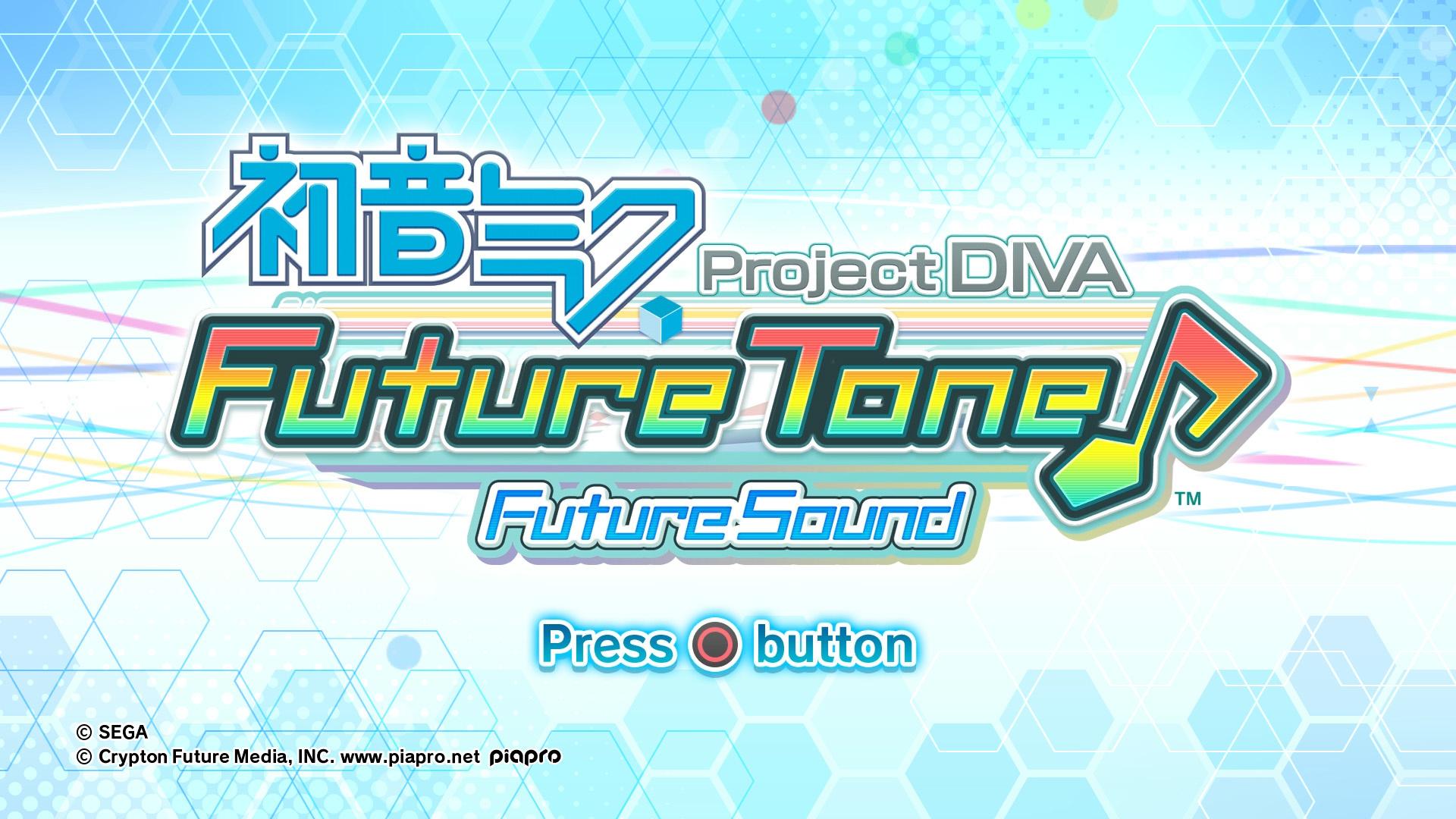 《初音未來 Project DIVA Future Tone》追加包日服打折