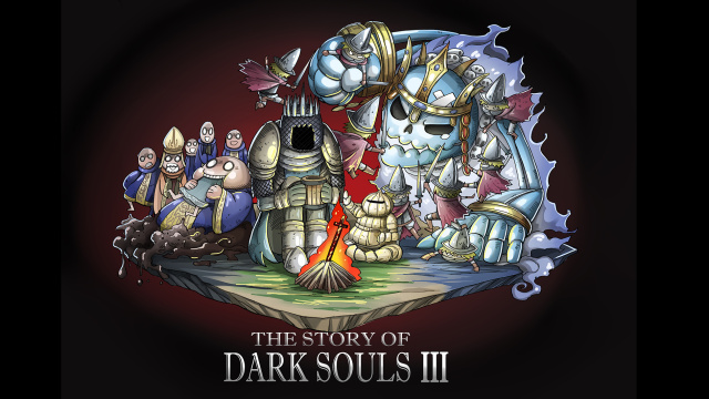 《黑暗之魂3》剧情解析故事漫画8:教宗
