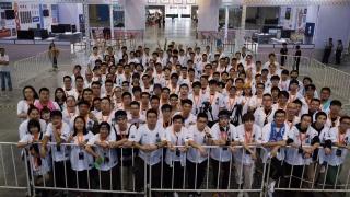 2018核聚变Tour广州站:我的志愿者之行