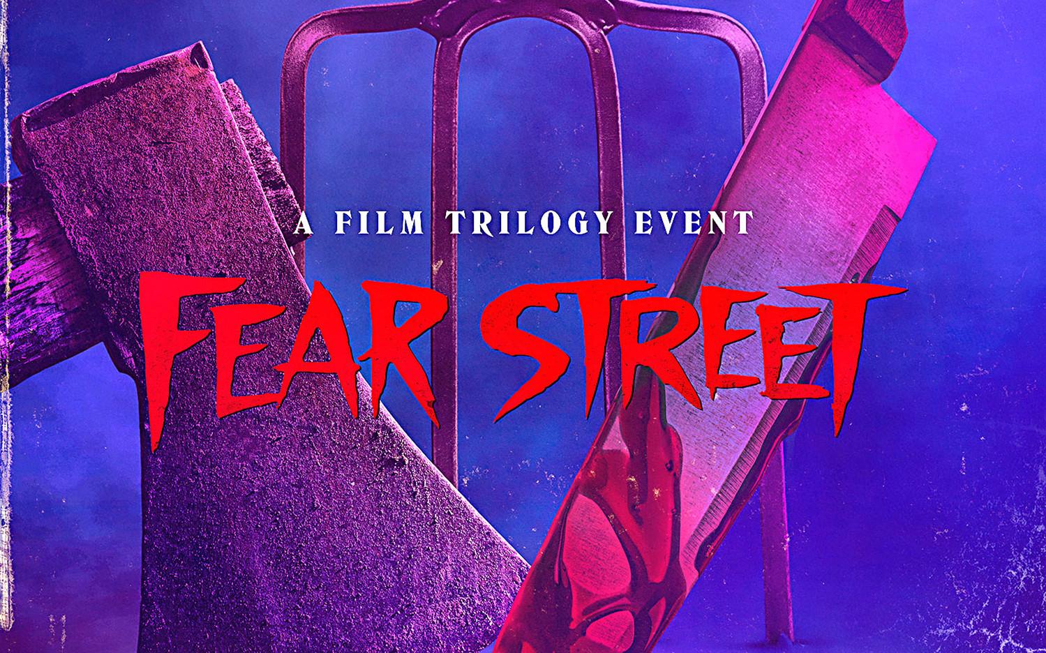 Netflix新片《恐惧街》三部曲发布正式预告
