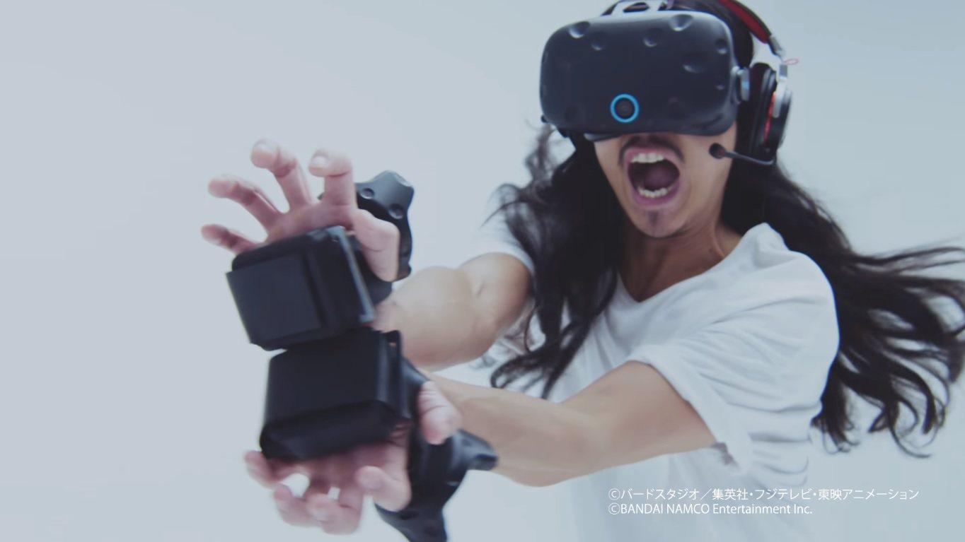是新的电动哦!万代南梦宫 VR ZONE 即将在北京开业