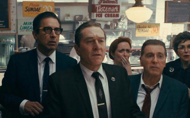 【更新】马丁·斯科塞斯执导电影《爱尔兰人》将于11月27日上线Netflix