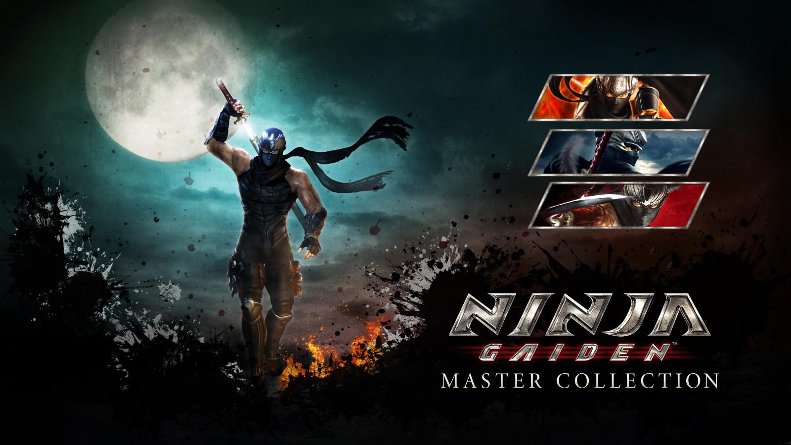 三合一!《忍者龙剑传:Master Collection》将于6月10日发售