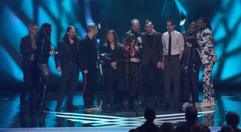 年度游戏《战神》!TGA 2018颁奖典礼全程图文直播