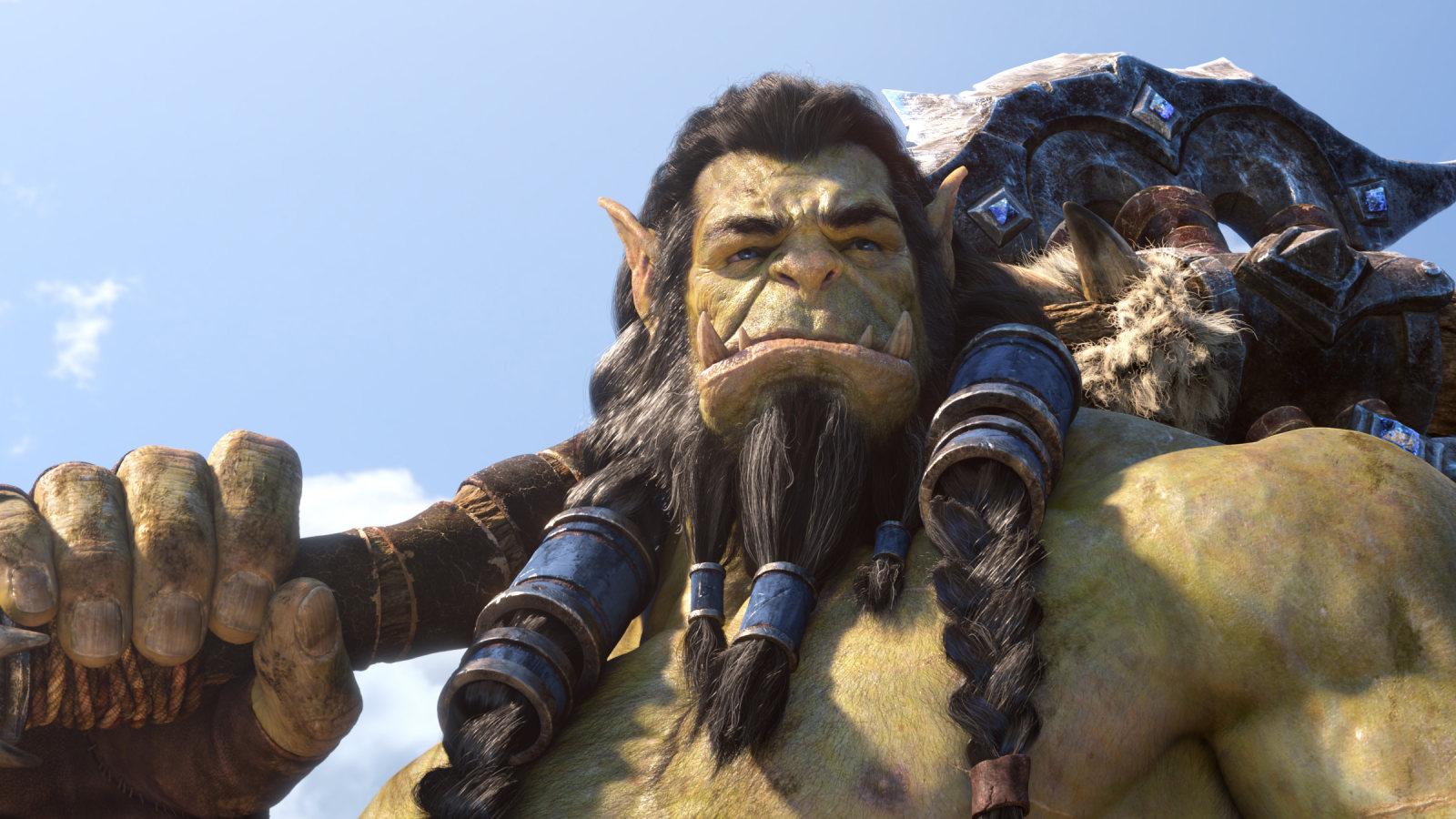 """萨尔归来!《魔兽世界》8.2版本《艾萨拉的崛起》全新动画""""避风港""""放出"""