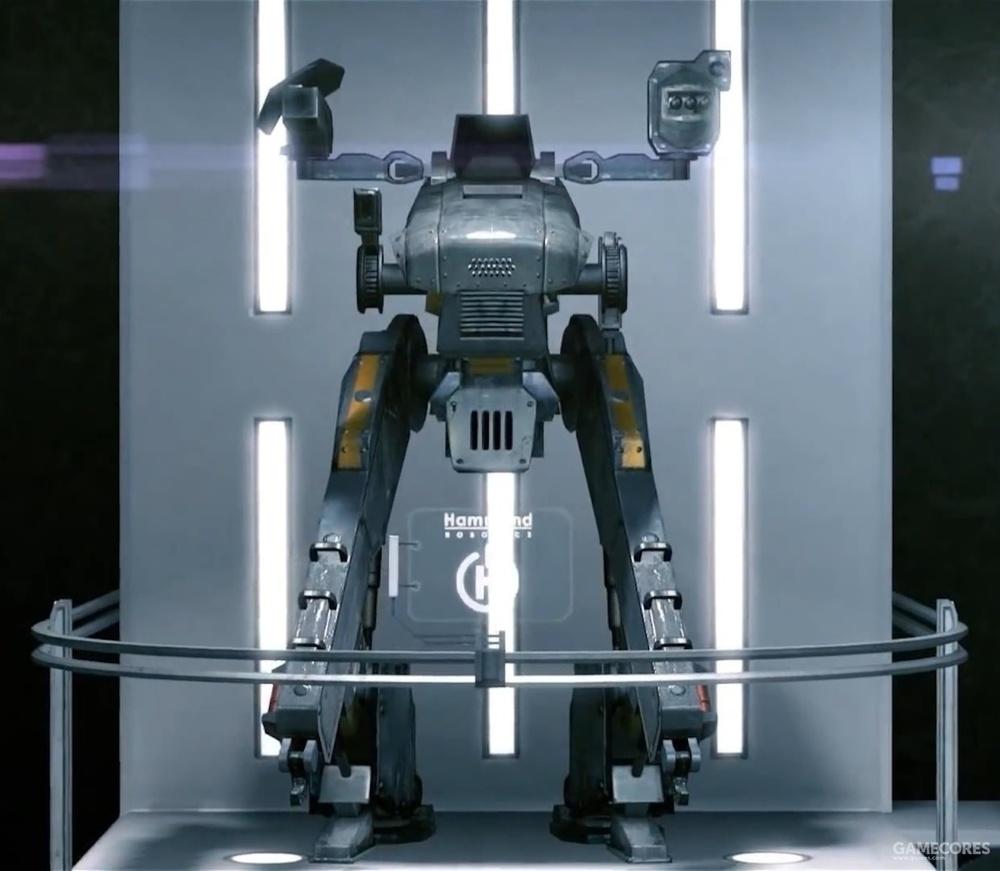 哈蒙德工程生产的泰坦原型机