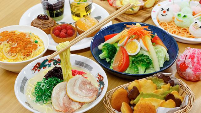 最好吃的日本美食,都是假的