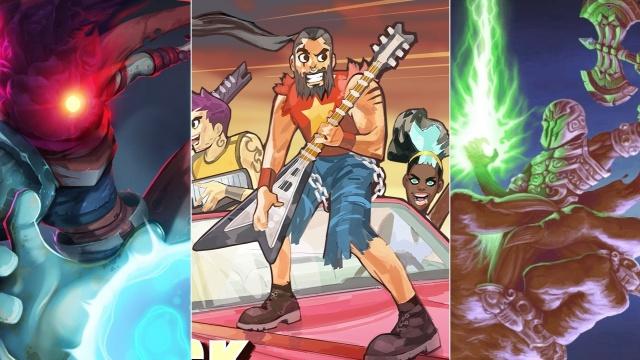 在战神和Labo到来之前,哪些游戏适合你度过剩下的这些时间?
