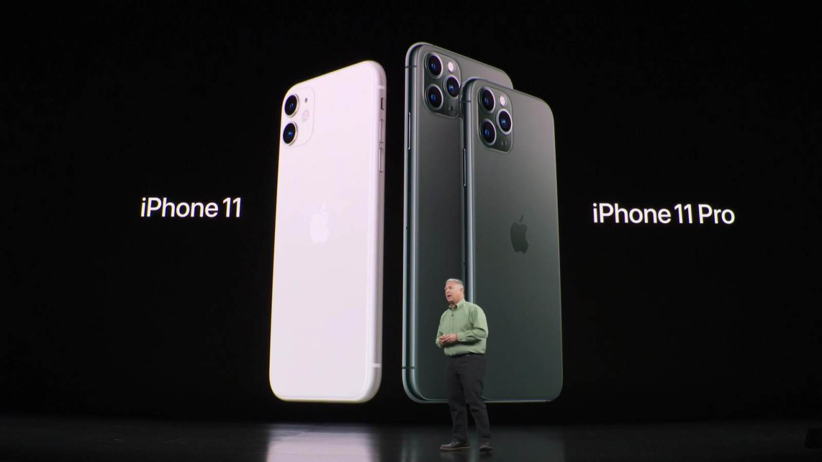iPhone11正式公布,5分钟看完2019苹果秋季发布会