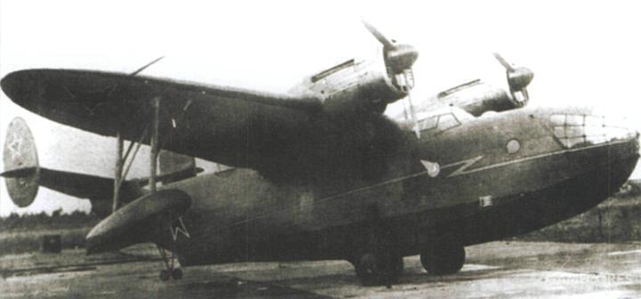 生产数量较少的切特维利科夫 切-2飞行艇虽然性能尚可速度较快但航程依旧远不及美制PBY系列