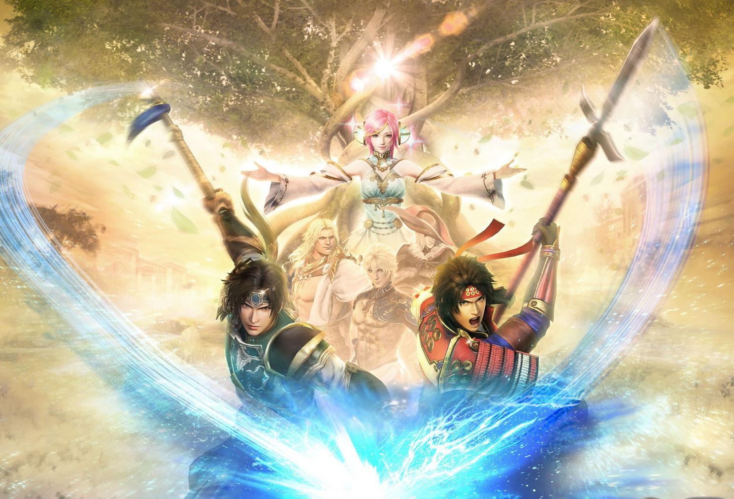 《无双大蛇 3 终极版》放出全新预告,神格化杨戬公开造型