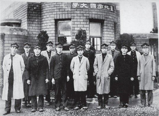 台灣帝國大學 為現今台灣大學的前身