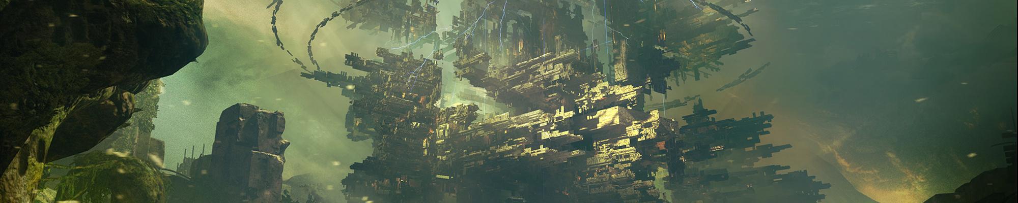 Destiny命运编年史 第四章:机械种族篇