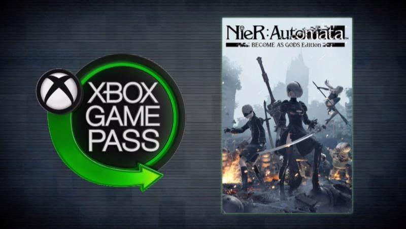 《尼尔 自动人形》将于4月2日加入 Xbox Game Pass