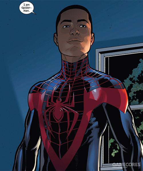 黑人小伙蜘蛛侠