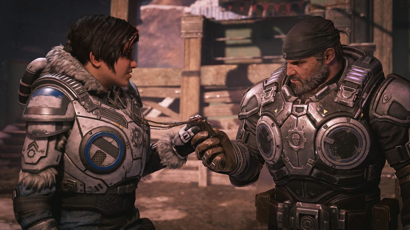 《战争机器5》Steam国区目前已恢复购买