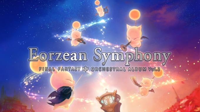 感动再临,《最终幻想14》交响乐改编曲专辑Vol.2今日发售