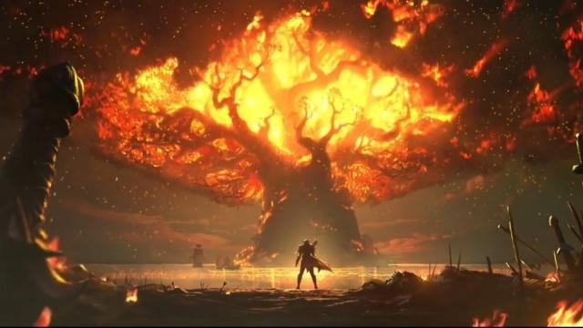 向生命宣战:《魔兽世界》新版本宣传片《战争使者:希尔瓦纳斯》
