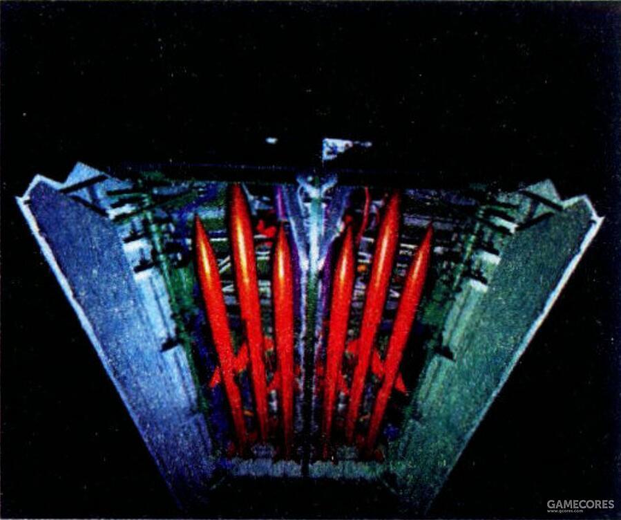 短弹翼版AIM-120虽然在ATF原型机测试中就以模型形式在PAV原型机弹舱中进行了挂载试验,不过实际采用短弹翼设计的AIM-9C直到1997年才进入服役。