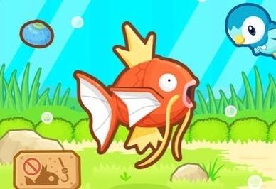 鯉魚王當主角的手游來了