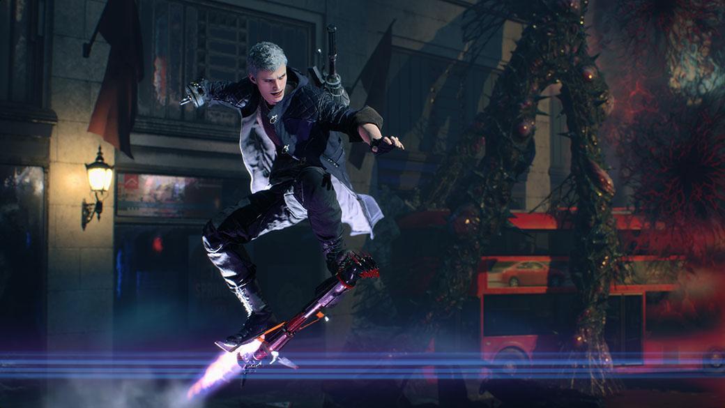 Devil Trigger!《鬼泣 V》正式加入 Xbox Game Pass今天就能玩
