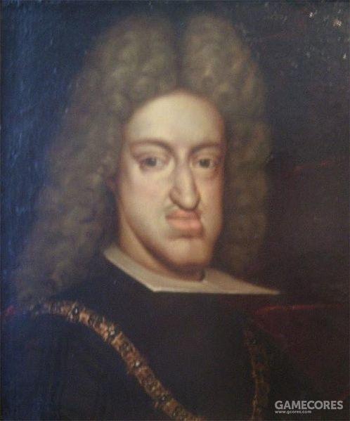 疯王卡洛斯二世(1661-1700)