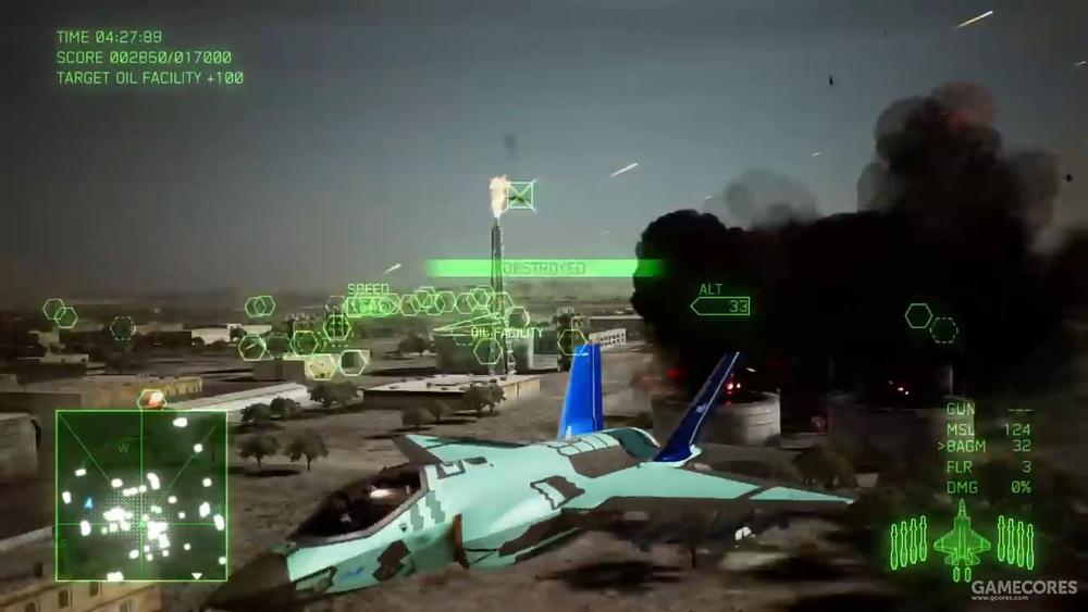 视频中出现的F-35C CF01