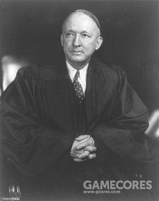 """雨果·布莱克Hugo Black(1886~1971),美国最高法院大法官(1937~1971)。""""最高法院里的唐吉柯德""""。 雨果·布莱克 雨果·布莱克 出身南方的贫寒家庭,自1906年起在阿拉巴马州执律师业。从劳工律师与司法官做起一步步向上,年青时就以坚持司法公正、揭发政府滥权而著名"""