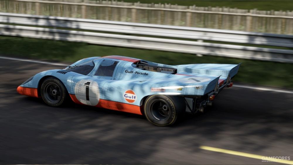 保时捷917K(赛车计划2)