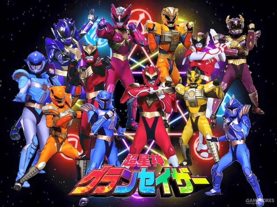 《超星神》主角团队