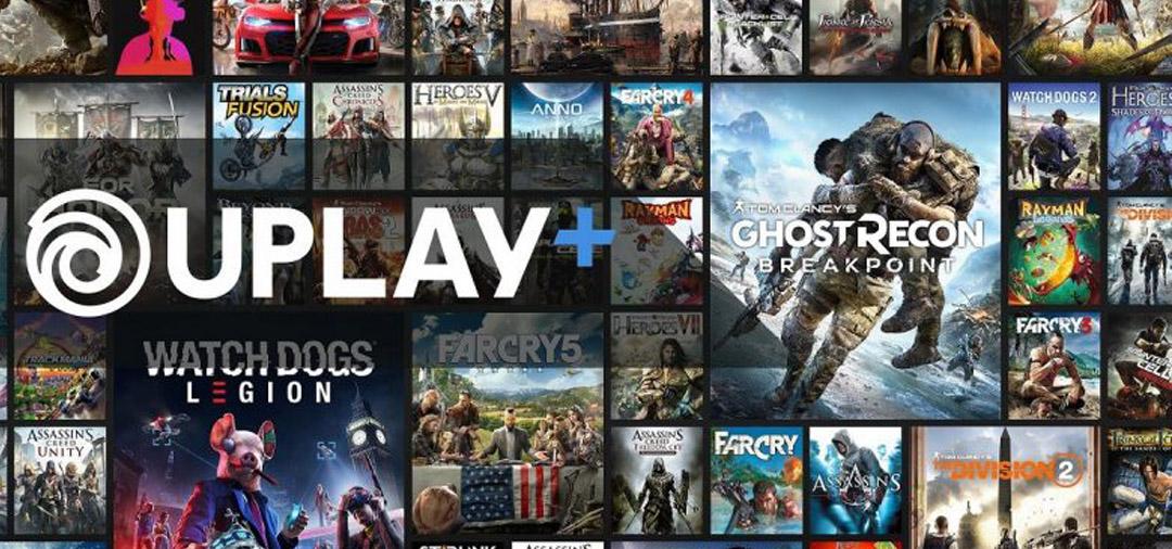 111款遊戲免費玩!育碧公佈UPLAY+服務首批遊戲列表,9月3日上線