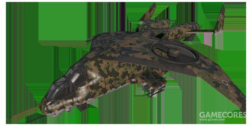 丛林六角迷彩的Y-32
