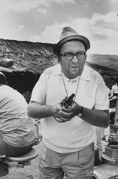赛尔乔·莱翁内(1929-1989),意大利电影导演、编剧、制片人,意式西部片创始人